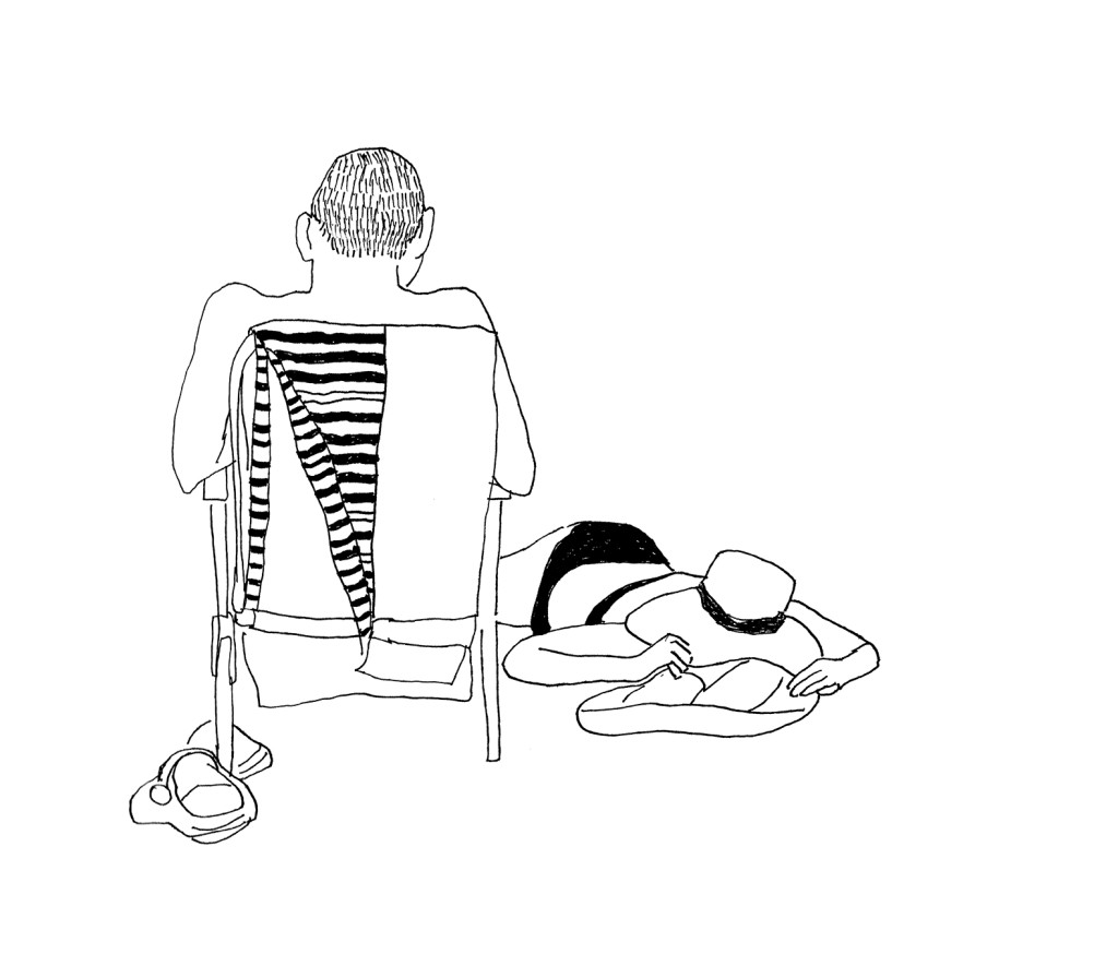 Schizzi-Lungomare-Piuttosto lontani