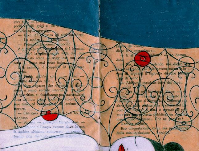 Librid'artsista-Piena d'amore-Piena al balcone