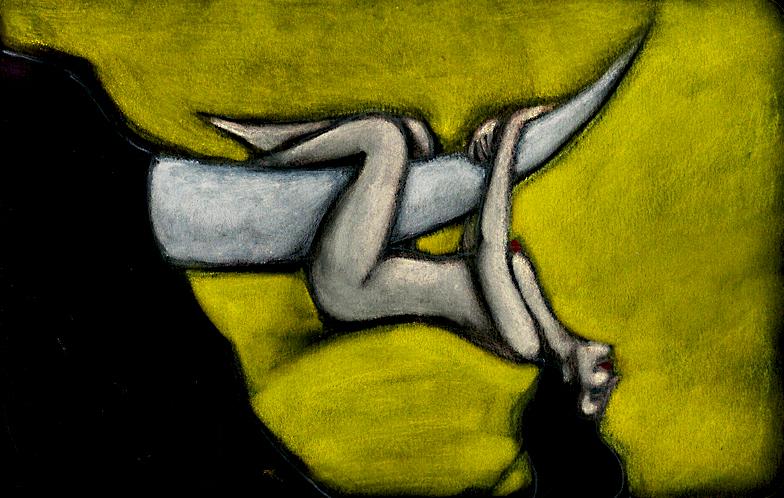 Illustrazioni-Piccolo e oscuro scrigno-Il toro