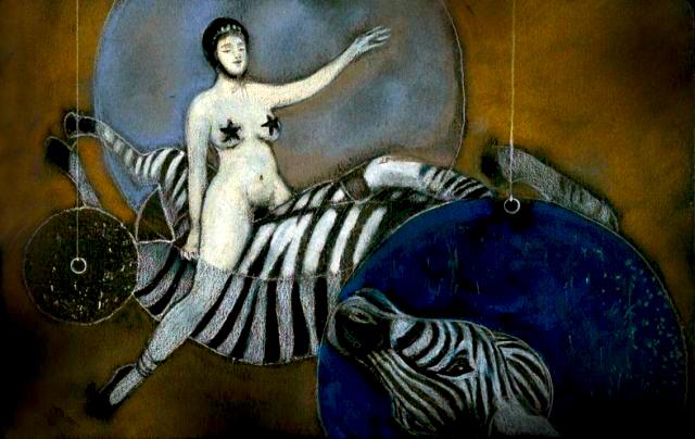Illustrazioni-Piccolo e oscuro scrigno-La zebra