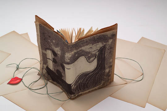 Librid'artsista-Piena d'amore-Monotipo