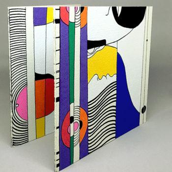 Libri d'artista-EroStratificato-Leporello