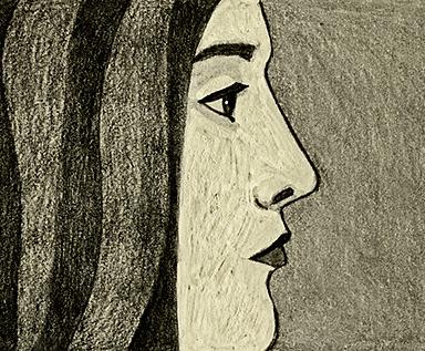 Illustrazioni-Studi sui volti-Profilo