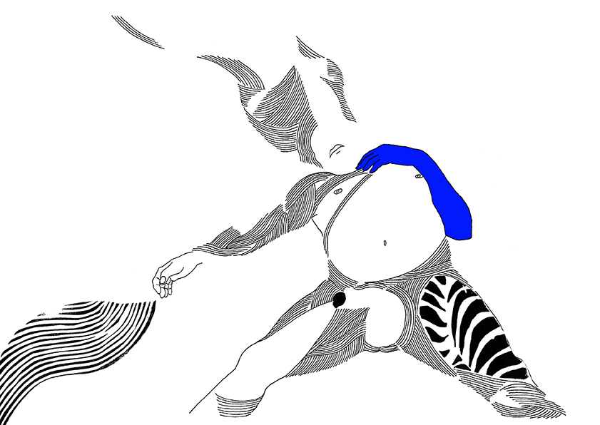 illustrazioni-eros-homini-lupus-homme-3-color