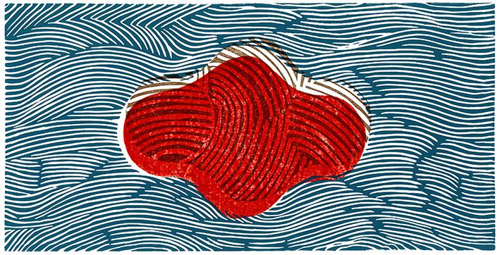 Stampi_Nuvola blu red